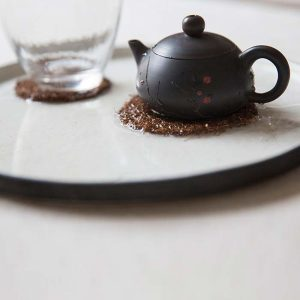 melon mesh teapot pad