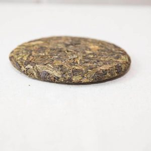 24K 2016 Da Xue Shan Ancient Tree Huang Pain Raw Puer
