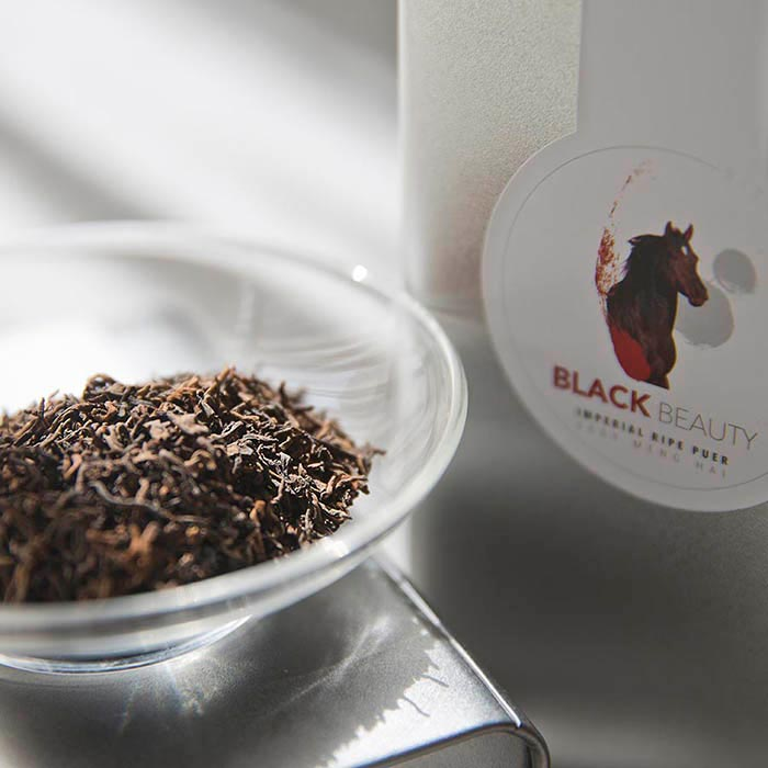 Black Beauty Ripe Puer