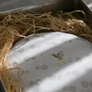 Hummingbird Jingmai Raw Puer
