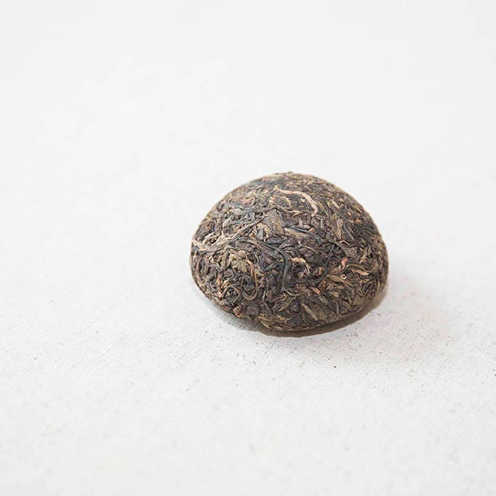 Silver Bowl 2007 Feng Huang Raw Puer