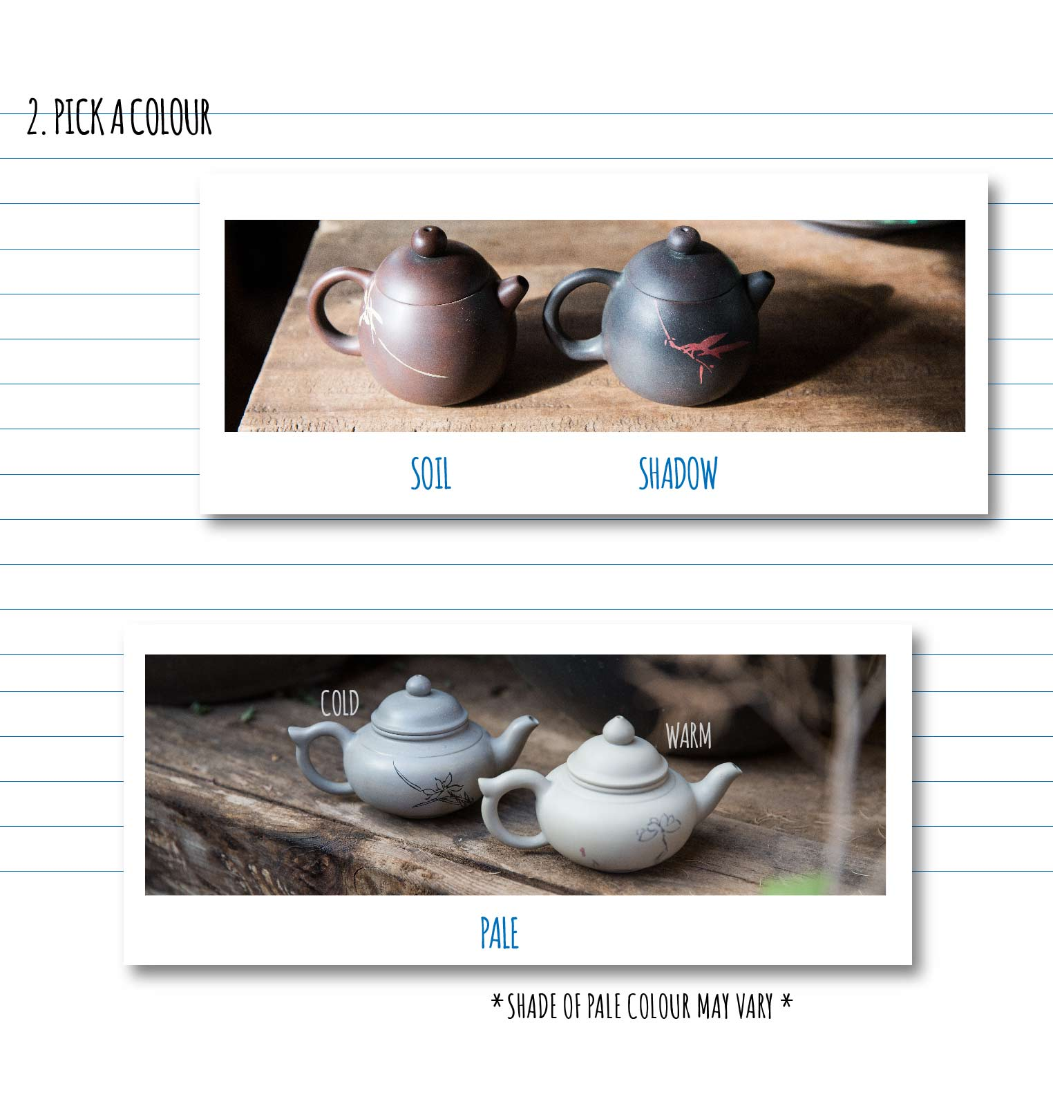 Build Your Own Custom Jianshui Zitao Teapot