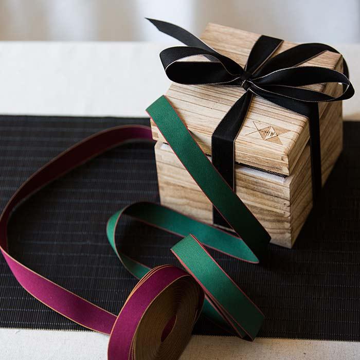 Bitterleaf Wooden Teaware Gift Box