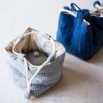 Vintage Teaware Travel Pouch