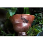 Swing Artist Series Wood Fired Teacup