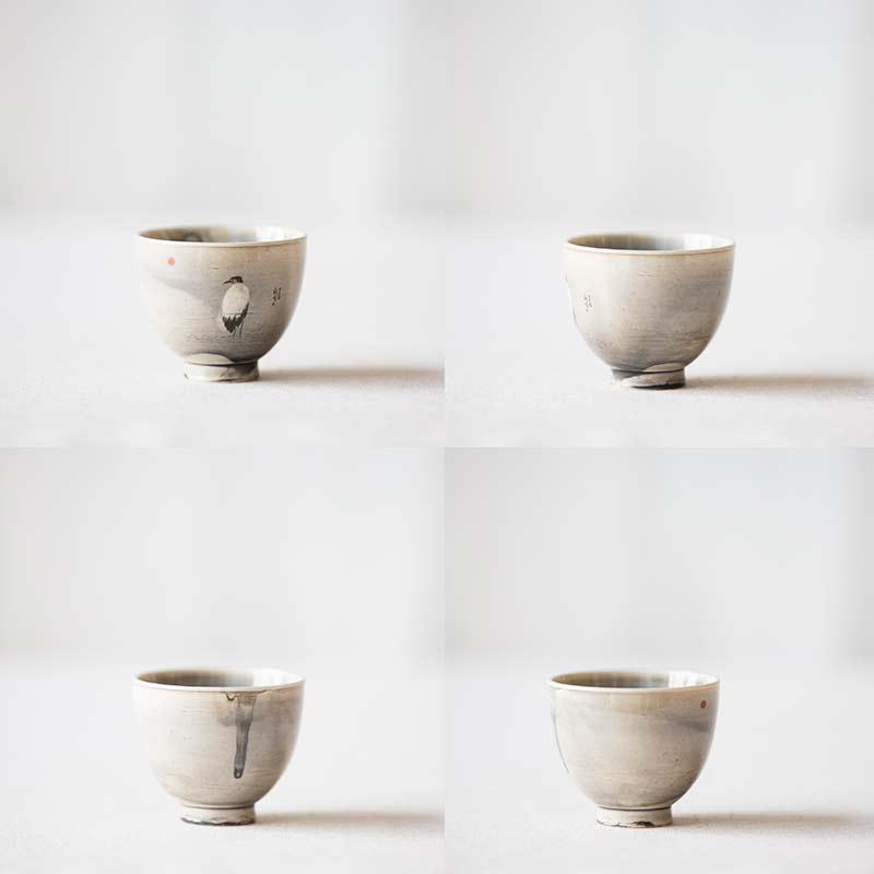 Balance Artist Series Wood Fired Teacup