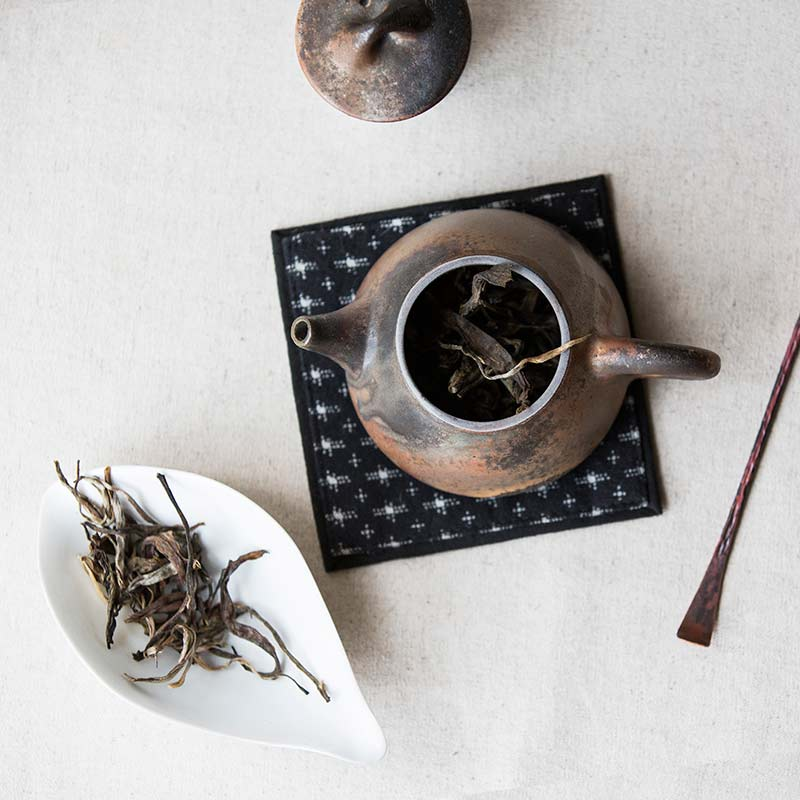 Magnolia Cha Ze Tea Scoop