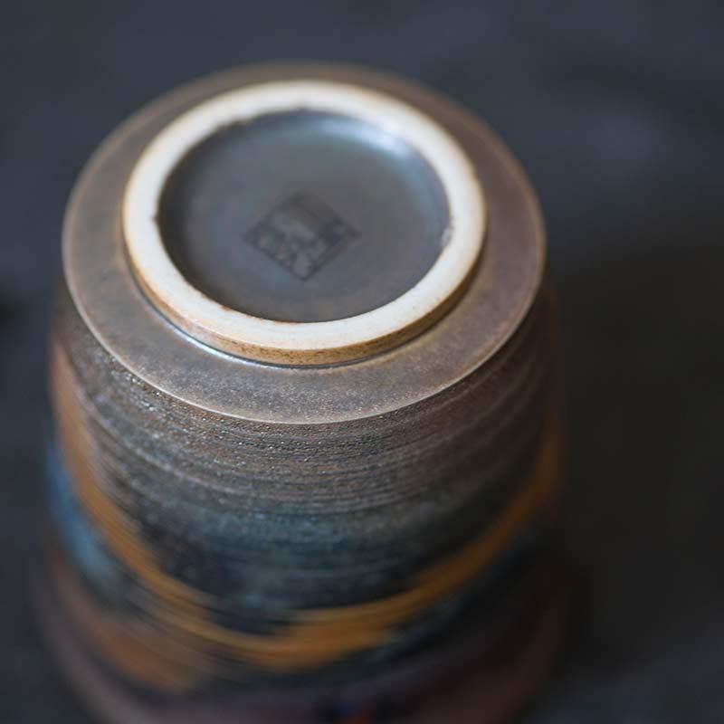 Quest Artist Series Wood Fired Teacup