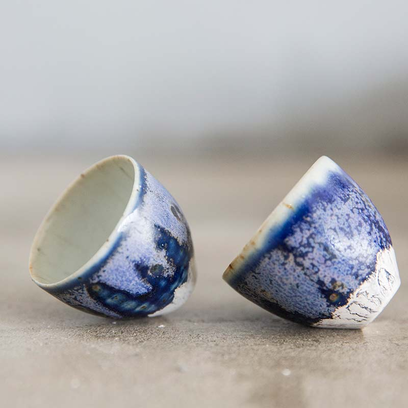Stability Teacup (Blue)