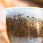 Utopia Artist Series Wood Fired Teacup