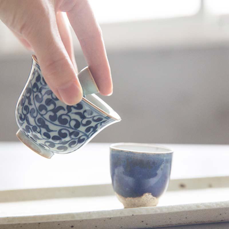 Petite Qinghua Gaiwan