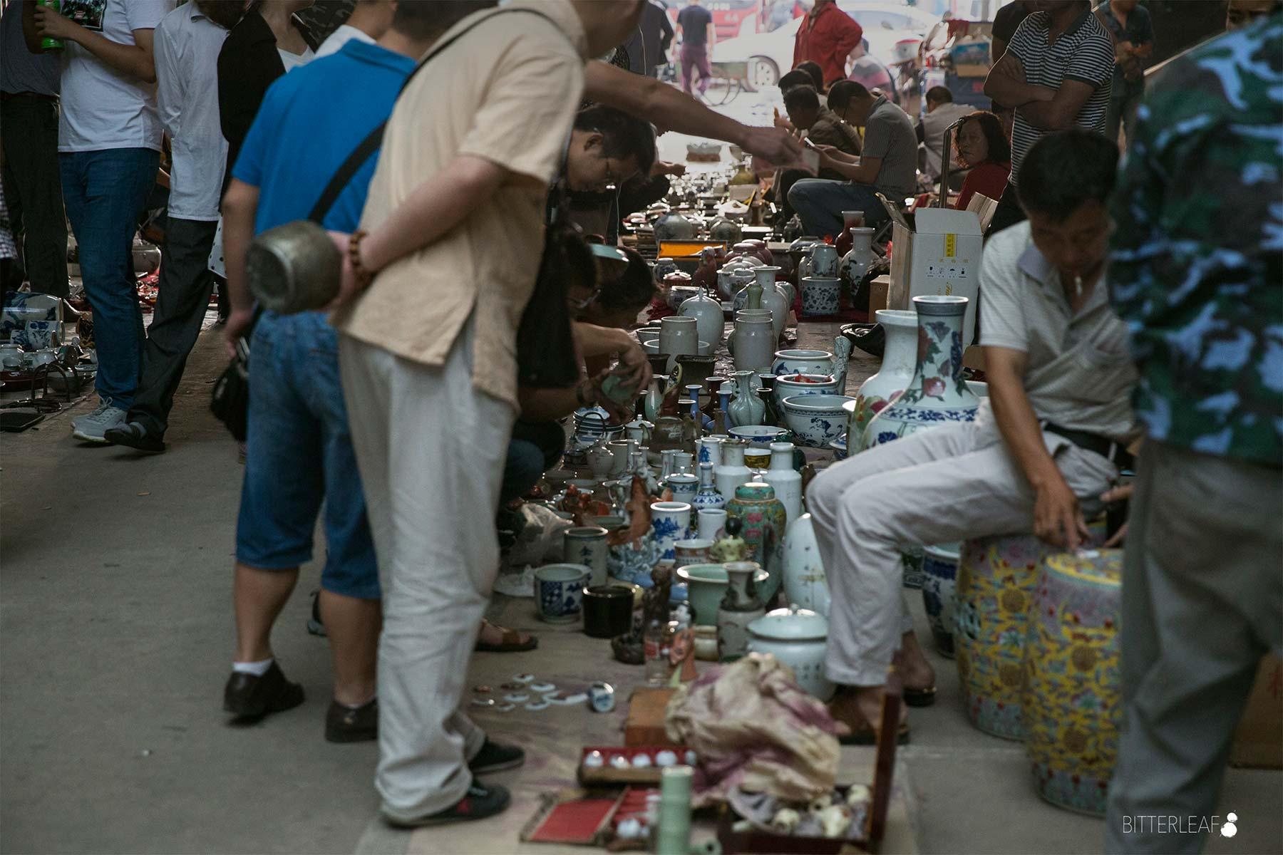 Jingdezhen Ghost Market