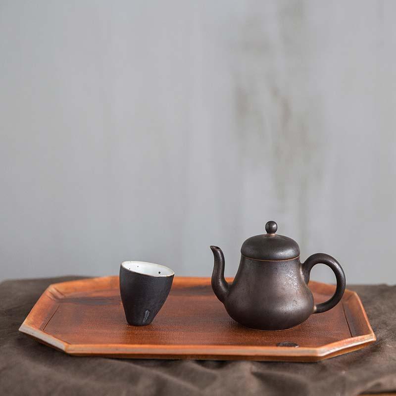 Plenty of Fish Plate/Tea Tray (Corners)