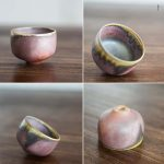 Aurora Wood Fired Teacups