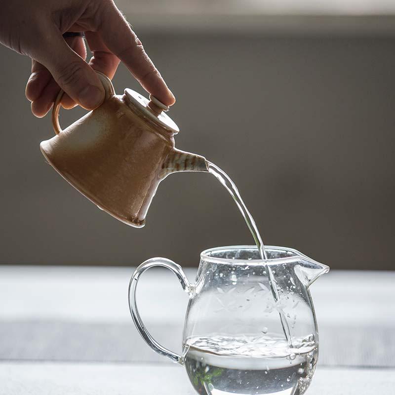 Nirvana Wood Fired Teapot (Er)