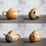 Nirvana Wood Fired Teapot (San)
