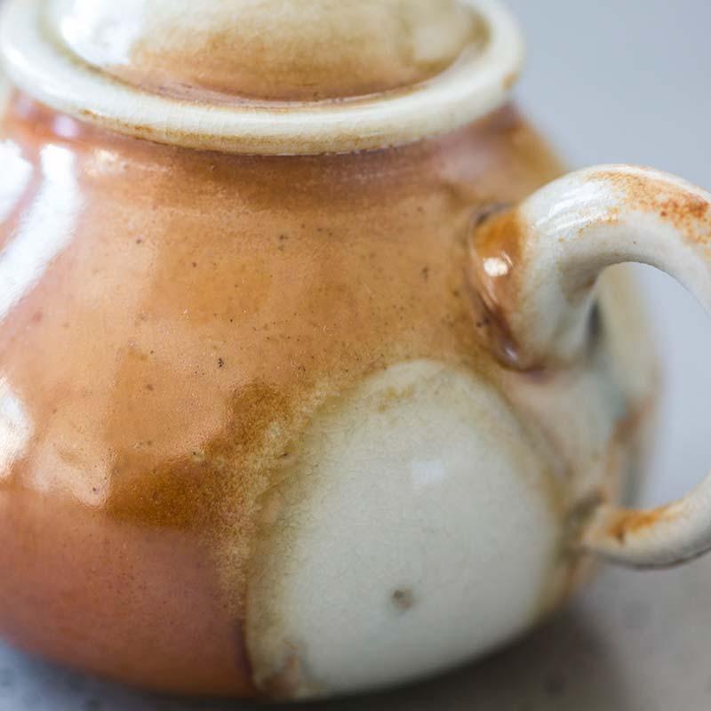 Nirvana Wood Fired Teapot (Si)