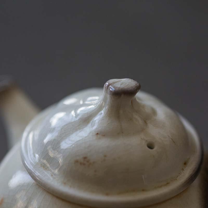 Nirvana Wood Fired Teapot (Liu)