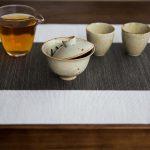 Butterscotch Teacup