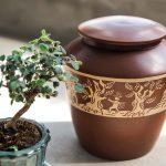 Story of a Leaf Jianshui Purple Clay Tea Jar
