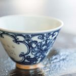 After the Rain Artist Series Wood Fired Teacup