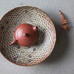 Chaozhou Da Hong Pao Clay Xishi Teapot
