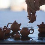 Mini Yixing Teapot Tea Pet