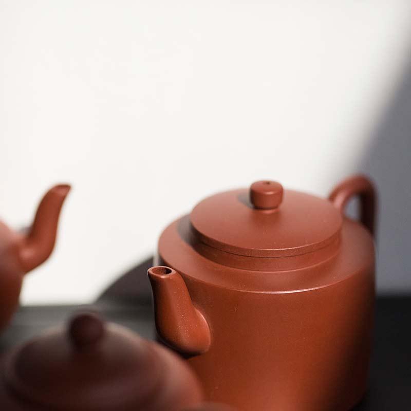 yixing-dezhong-dahongpao-clay-teapot-2