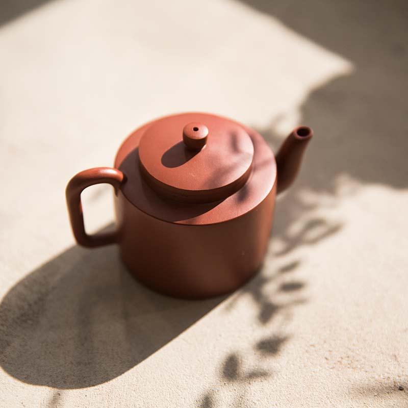 yixing-dezhong-dahongpao-clay-teapot-6