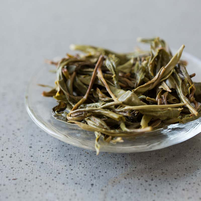 Secret Garden 2018 Spring Raw Puer