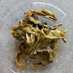 The Bitter End Lite 2018 Spring Lao Man E Raw Puer Huang Pian