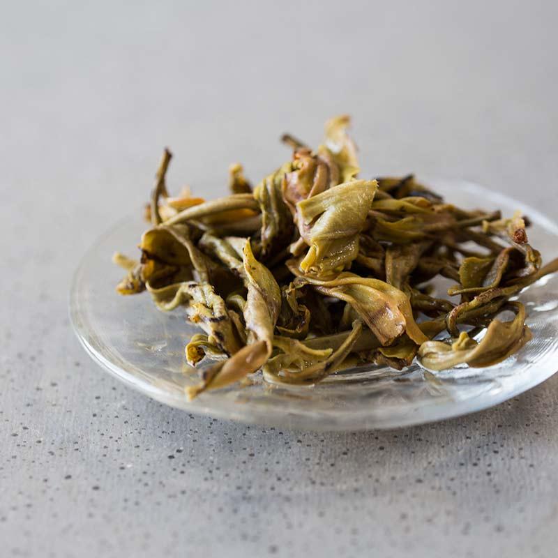 Goldrush 2018 Spring Jinggu Yellow Tea
