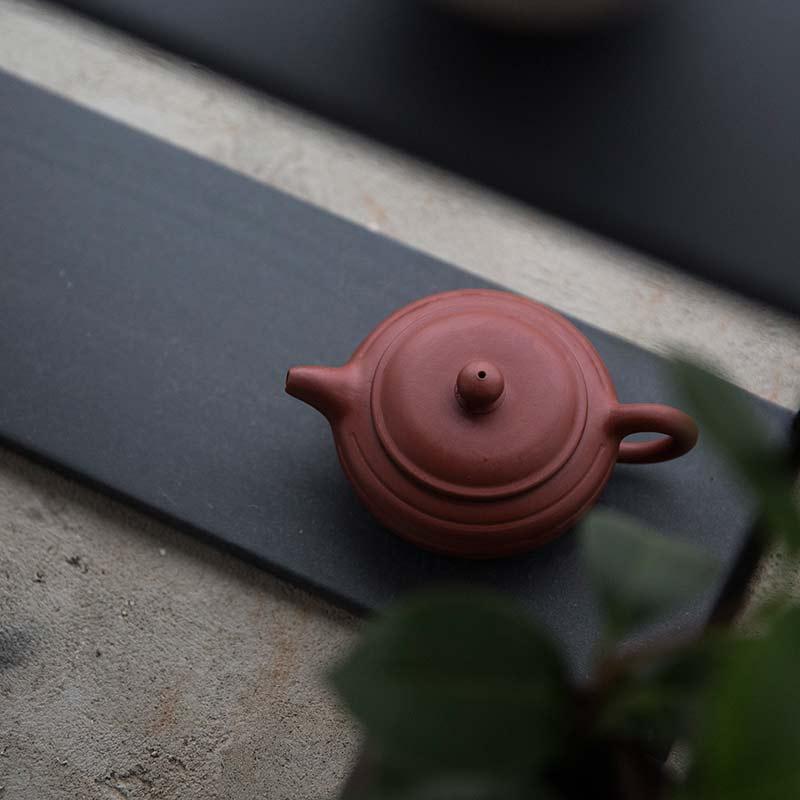 ripple-chaozhou-dahongpao-clay-teapot-9