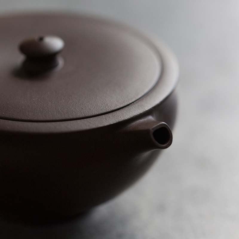 Scorpio Yixing Zini Teapot
