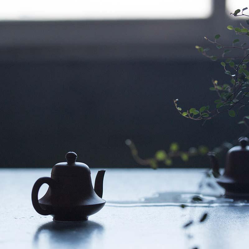 Belle Yixing Zisha Clay Teapot