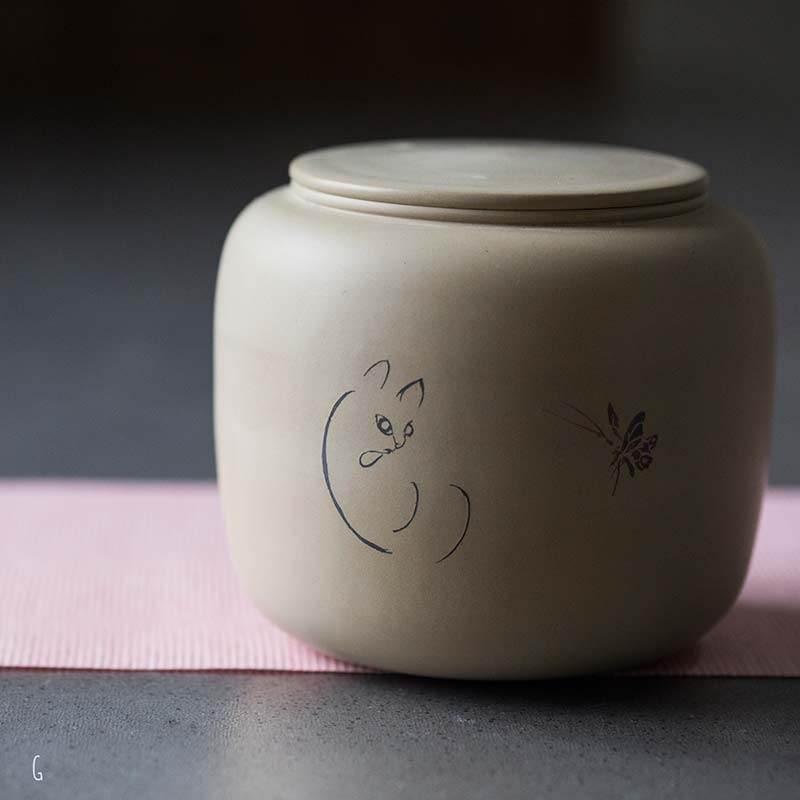 jianshui-zitao-cat-tea-jar-13