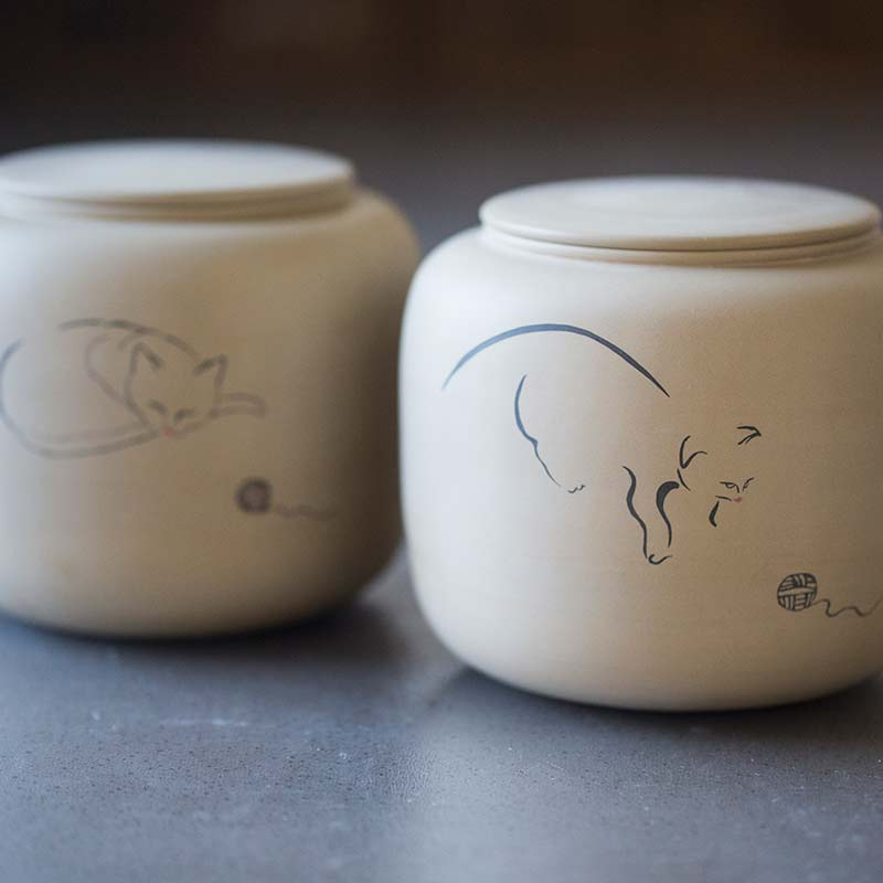 jianshui-zitao-cat-tea-jar-28