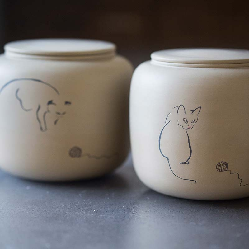 jianshui-zitao-cat-tea-jar-33