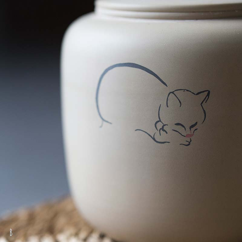 jianshui-zitao-cat-tea-jar-4