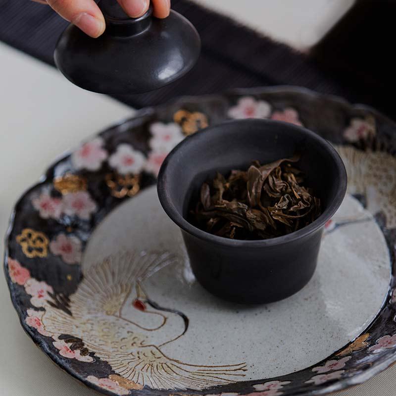 The Tea Market Experience