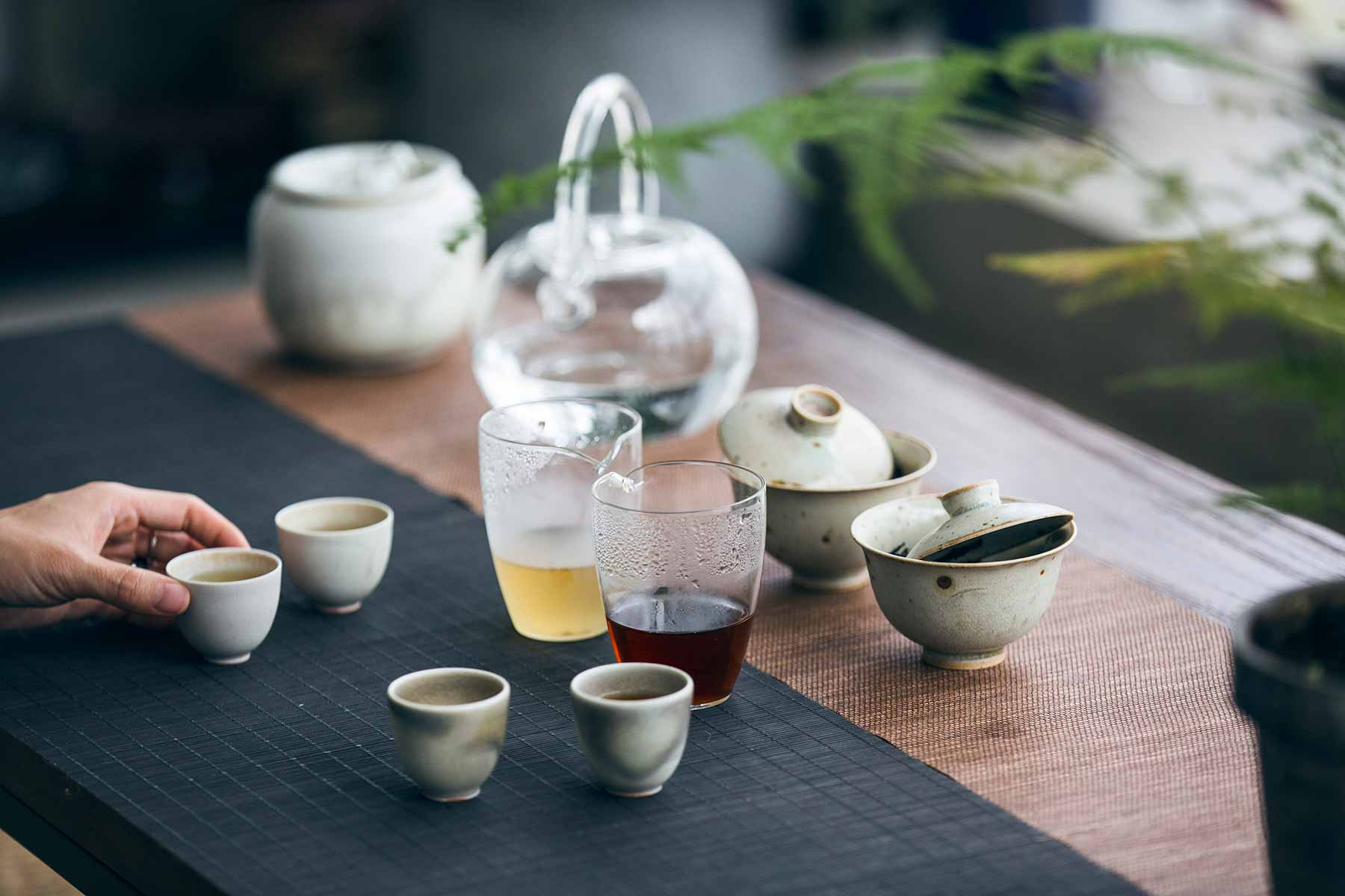 The Tea Market Experience – October 2018