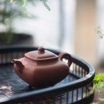 Chuanlu Yixing Zhuni Clay Teapot