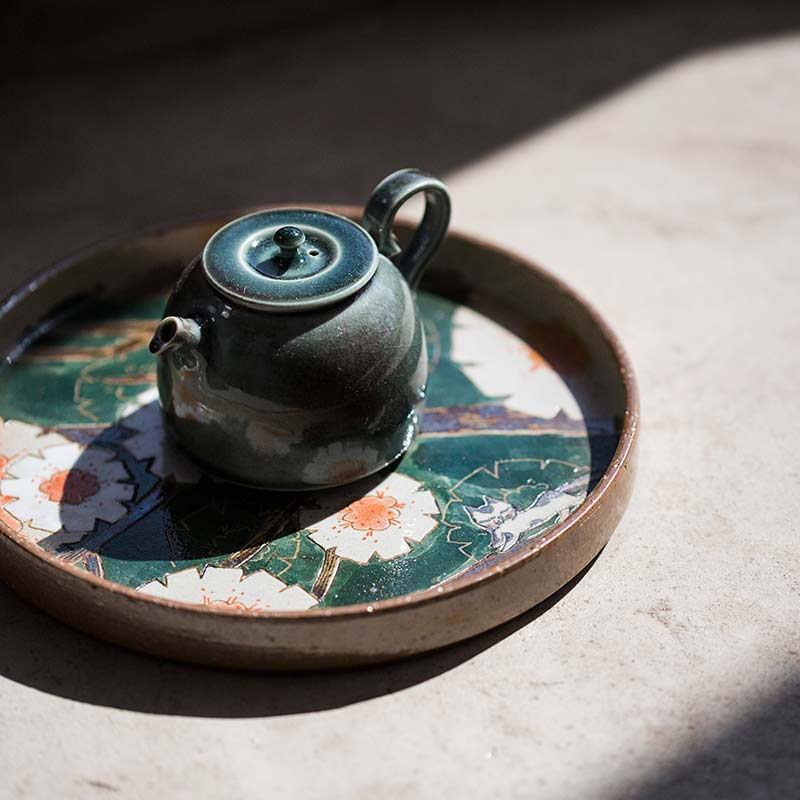Blossom Tea Tray