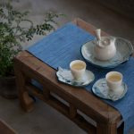 Cat Nap Tea Tray & Coasters