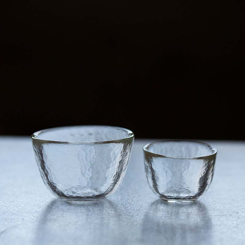 Lucent Glass Teacup