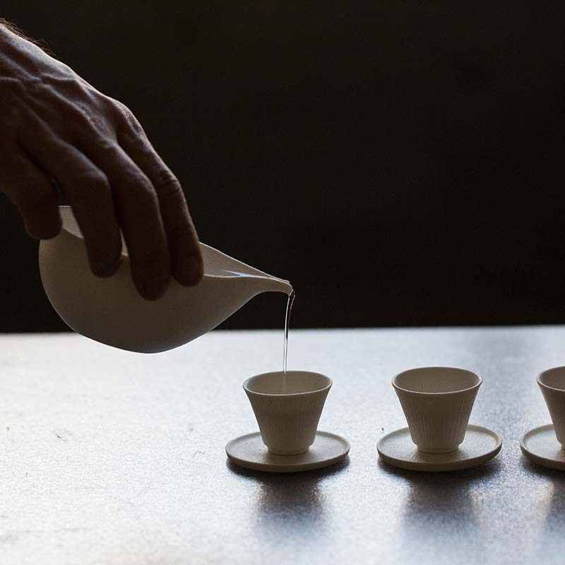 Papier Sleek Teacup