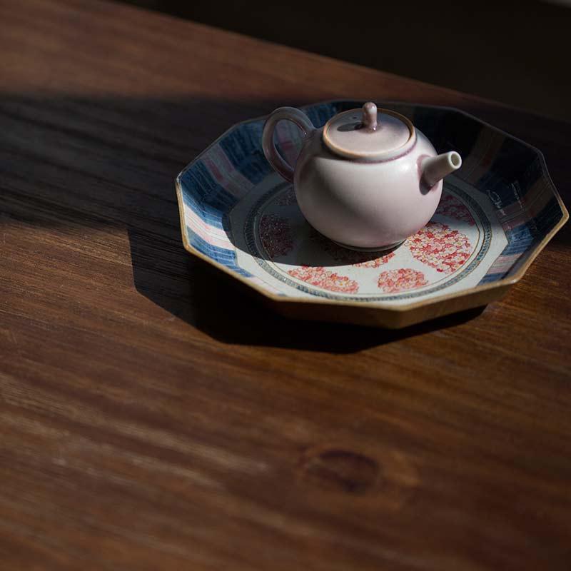Sakura Tea Tray Pot Support