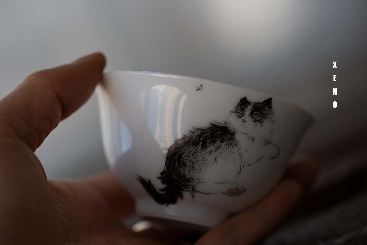 Spirit Animal Teacup