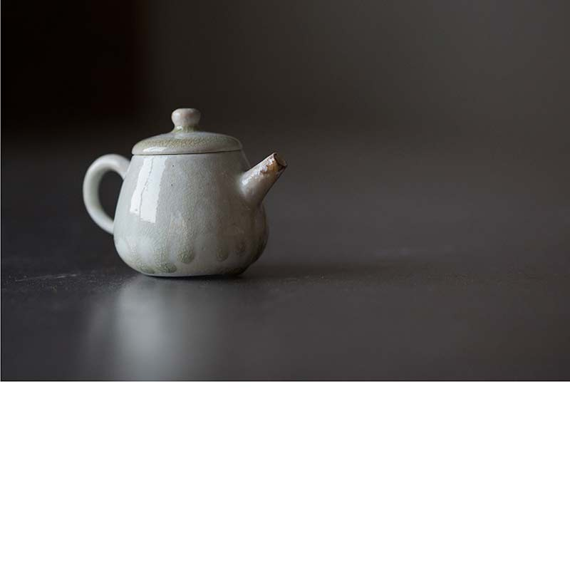 Sublime Wood Fired Teapot – Tear