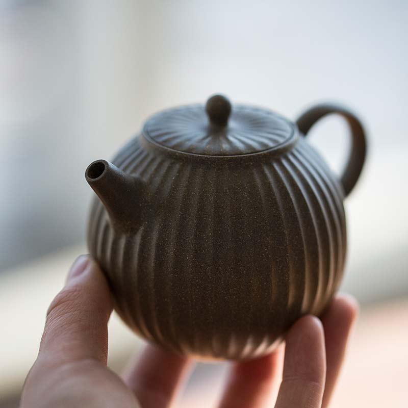 full-moon-sculpted-yixing-duanni-teapot-10
